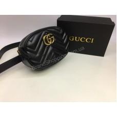 Сумочка Gucci 2в 1 на пояс и с длинной цепью 1579