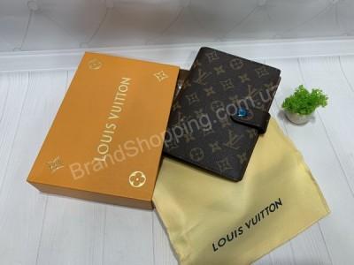 Стильный блокнот Louis Vuitton