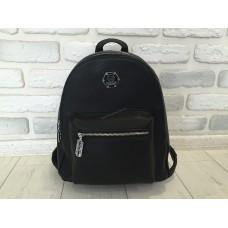Женский кожаный рюкзак Philipp Plein 0521