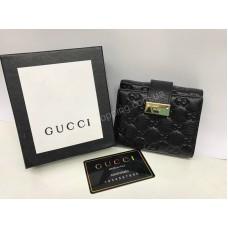 Кошелечек Gucci LUX из натуральной кожи в подарочной коробочке 1584
