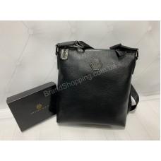 Мужская сумка Phillip Plein натуральная кожа арт 20399