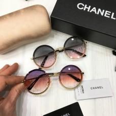 Солнцезащитные очки Chanel в полном комплекте арт 21509