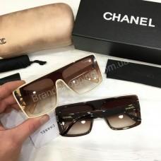 Женские солнцезащитные очки Chanel 2в полном комплекте арт21512