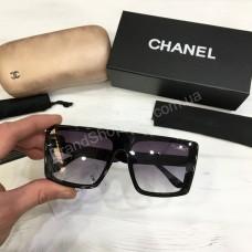 Женские очки Chanel  солнцезащитные в полном комплекте арт21513