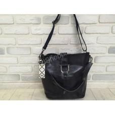 Женская кожаная сумка Solana 0275s blue