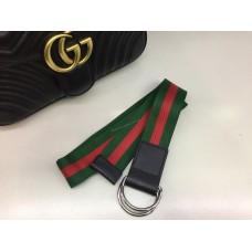 Ремень Gucci из ткани арт 20210