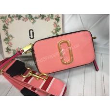 Стильная сумочка Marc Jacobs из натуральной кожи saffiano арт 20461