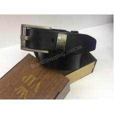 Мужской кожаный ремень Philipp Plein в подарочной упаковке 20217