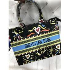 NEW!Сумка Dior Lux реплика из ткани арт 20469