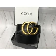 Брендовый ремень Gucci Lux копия в полном комплекте арт 20473