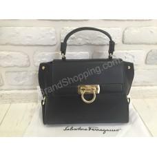 Женская кожаная сумка Salvatore Ferragamo 0314s