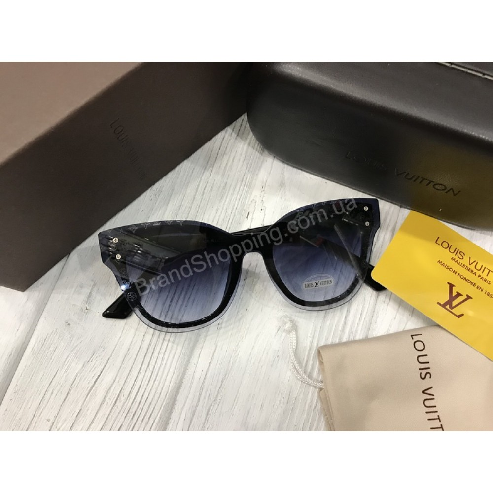 Очки Louis Vuitton Lux реплика полный комплект арт 20482