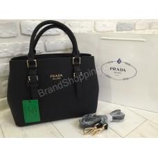 Женская кожаная сумка Prada 0317s