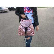 Женский рюкзак Lan Bao розовый 1158