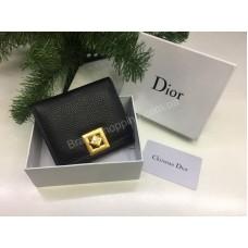 Стильный кошелек Dior mini lux в подарочной упаковке 1708