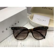Стильные очки Celine в леопардовом принте арт 20564