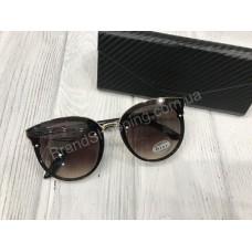 Стильные очки Dior в коричневом цвете арт 20574