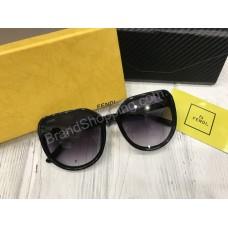 Очки Fendi Lux светлая линза в полном комплекте арт 20560