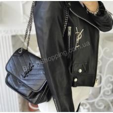 Женская сумка Yves Saint Layrent YSL  кожа арт 21172