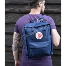 Рюкзак KANKEN с лисой  цвет синий арт20339