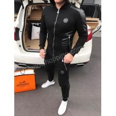 Стильный мужской костюм Philipp Plein утепленный  арт 20376