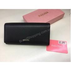 Кошелек BALISA черный женский в подарочной упаковке 20202